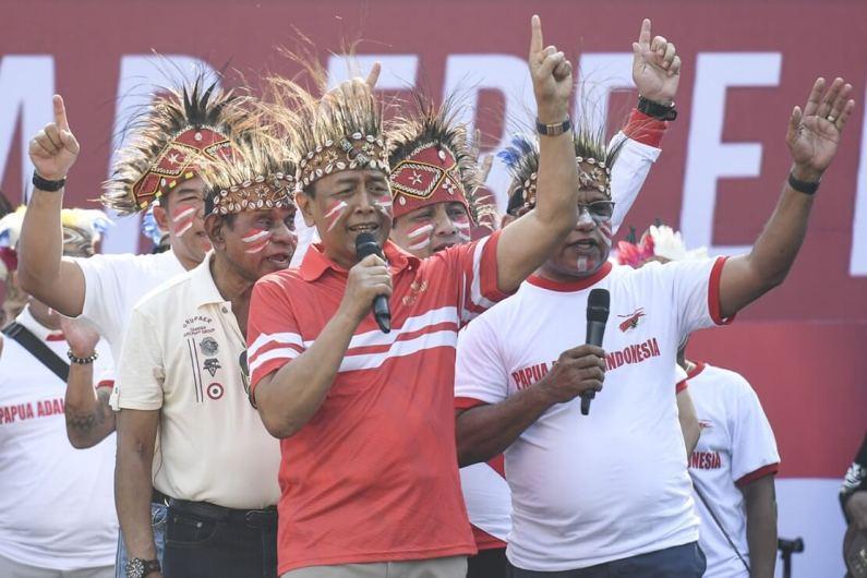 Wiranto: Papua Sudah Damai, Freddy Numberi: Tak Ada Lagi Konflik di Papua
