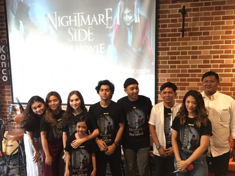 Nightmare Side Kembali ke Layar Lebar Dengan Cerita Perselisihan Dalam Persahabatan