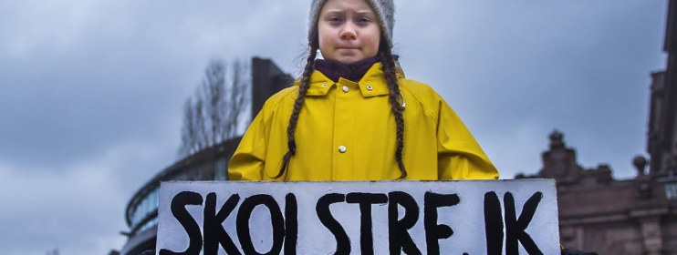 Greta Thunberg Dinobatkan Oleh TIME Jadi Person Of The Year 2019