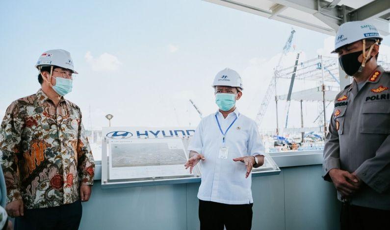 Covid-19, Hyundai Tetap Lanjutkan Pembangunan Pabrik di Indonesia
