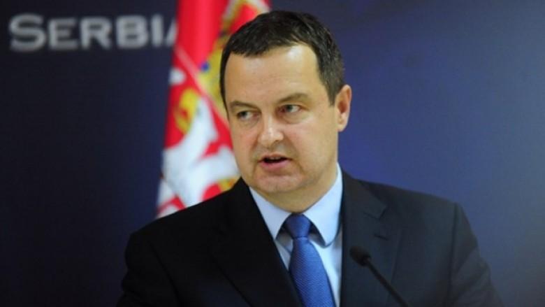 Pas deklaratave të Komshiq se Kosova është e pavarur, reagon ashpër Ivica Daçiq