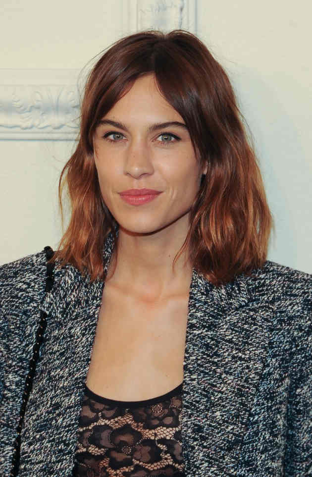 New York,NY-MARCH 31: Alexa Chung attends the CHANEL Paris-Salzburg 2014/15 Metiers d'Art Collection at Park Avenue Armory on March 31, 2015 in New York City., Image: 235537205, License: Rights-managed, Restrictions: Not for sale in: USA, Brazil, Mexico, Netherlands, Germany, Austria, Poland, Norway, Sweden, South Africa, Model Release: no, Credit line: Profimedia, Capital pictures
