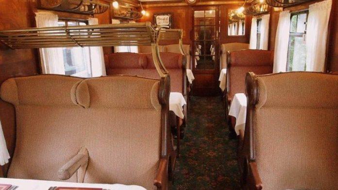 Trenat e braktisur shndërrohen në restorante luksoze (Foto)