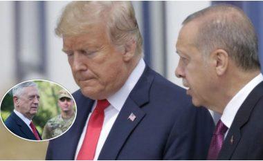 Telefonata Trump-Erdogan që çoi në tërheqjen e SHBA-së nga Siria, pas së cilës dha dorëheqje James Mattis