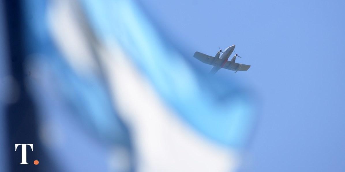 Prácticas de vigilancia de ataques aéreos mediante el refuerzo de zonas de exclusión.