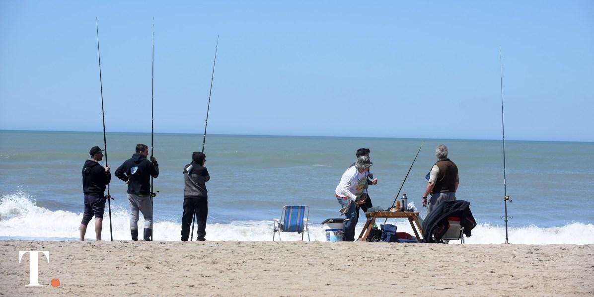 El concurso de pesca entregó más de 500 mil pesos en premios. (Fotos Ricardo Stinco)