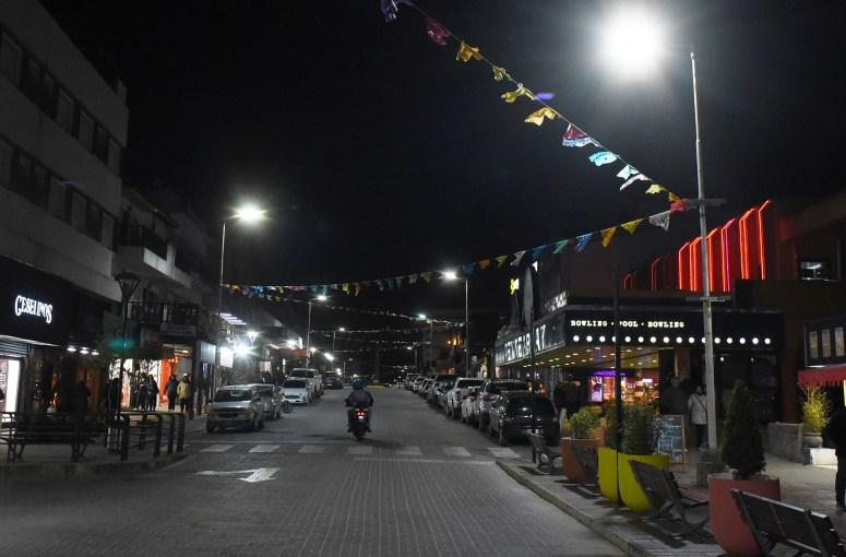 Avenida 3 de Villa Gesell