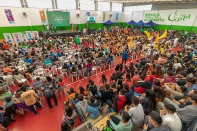 12ª edición de Olimpiadas Escolares