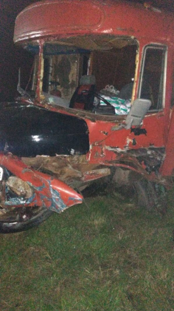 Siniestro vial fatal en ruta 11 en cercanías de Nueva Atlantis: murió una mujer de 74 años