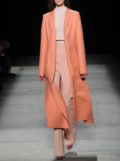 Narciso Rodriguez Fall 2015 Ready-to-Wea