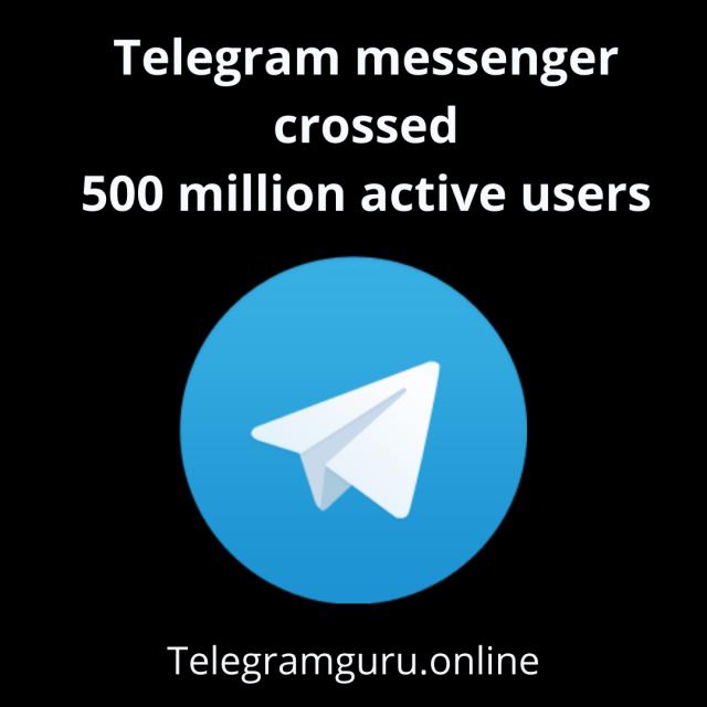 Telegram news ans updates