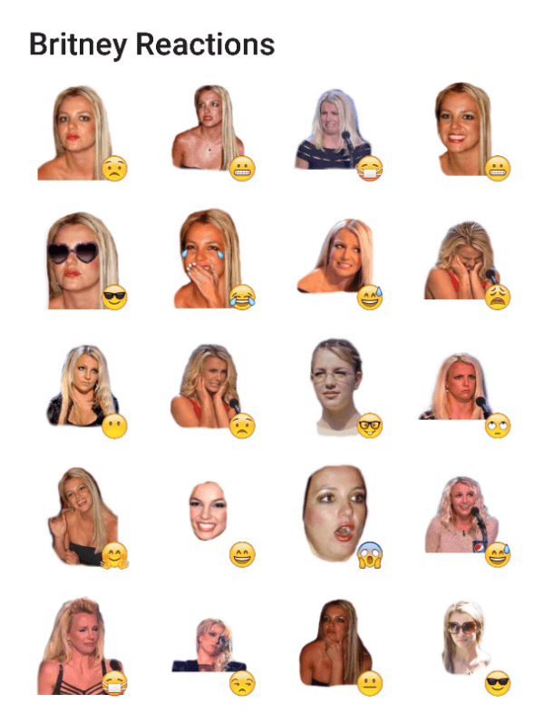 britney-spears-reactions