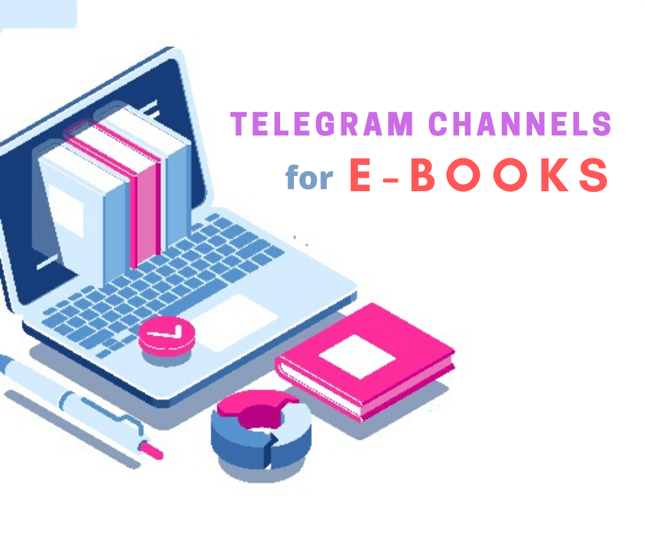Telegram Channels for ebooks pdf