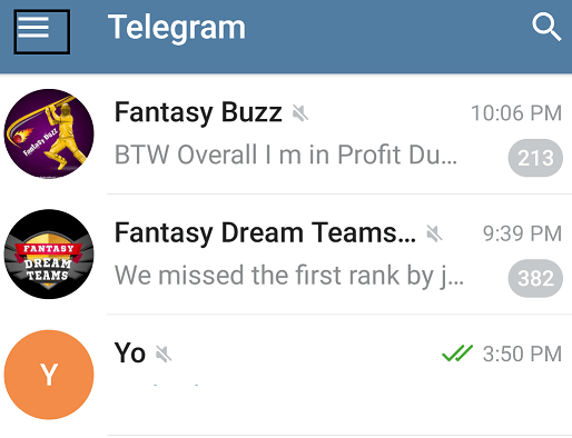 How To Block Someone On Telegram 2