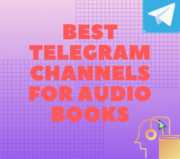 Telegram Channels For Audio Books