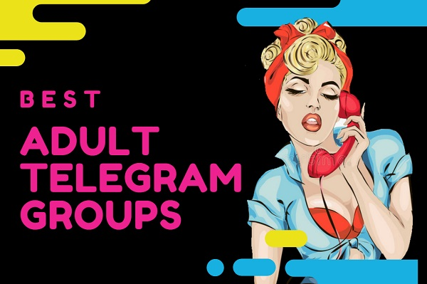 best adult telegram groups