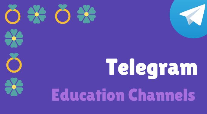 Telegram Education Channels 6