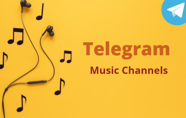 Telegram Music Channels