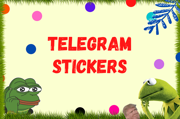 new telegram stickers