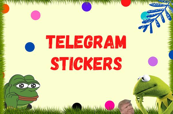new telegram stickers