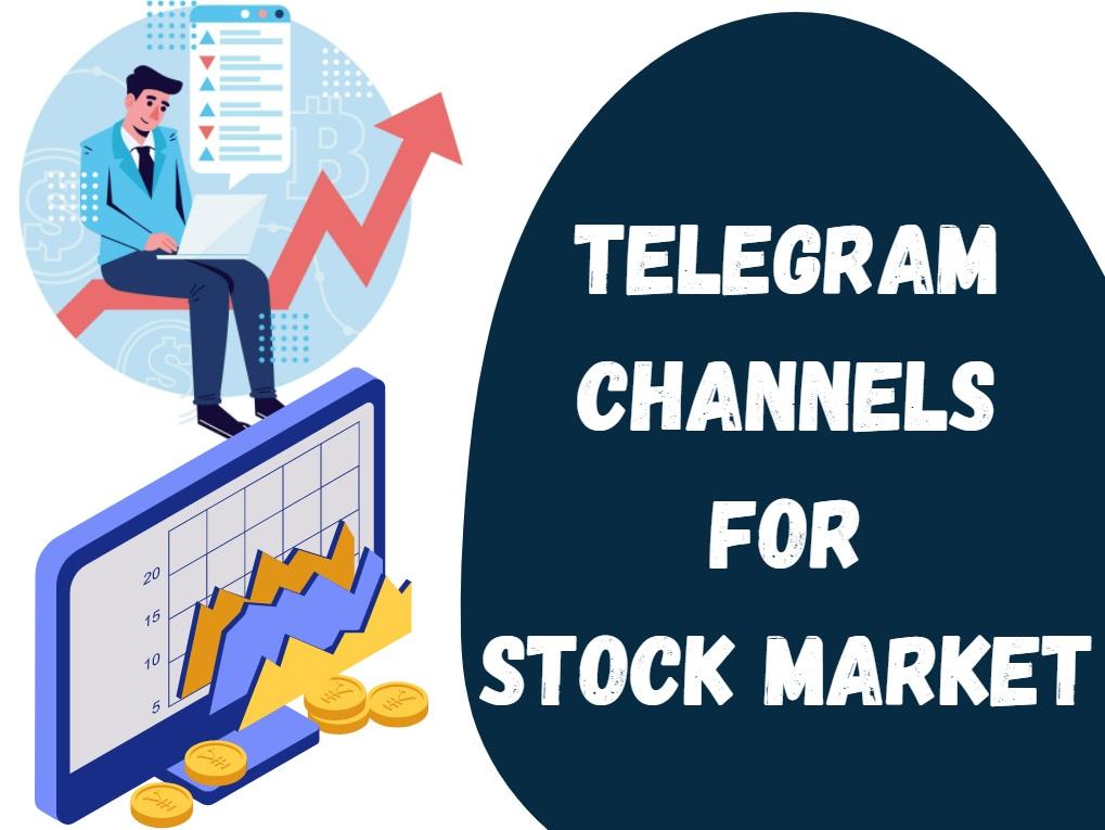 telegram channels for stock market