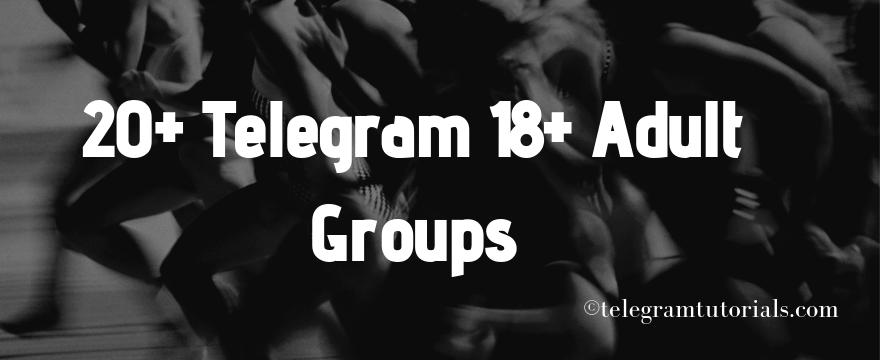 Télégramme-18-Groupes-Adultes