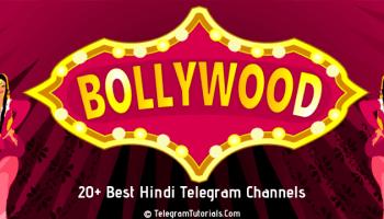 Top 20 Best Telegram Technology Channel - Telegram Tutorials