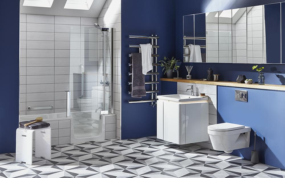 How To Create A Multi-generational Bathroom