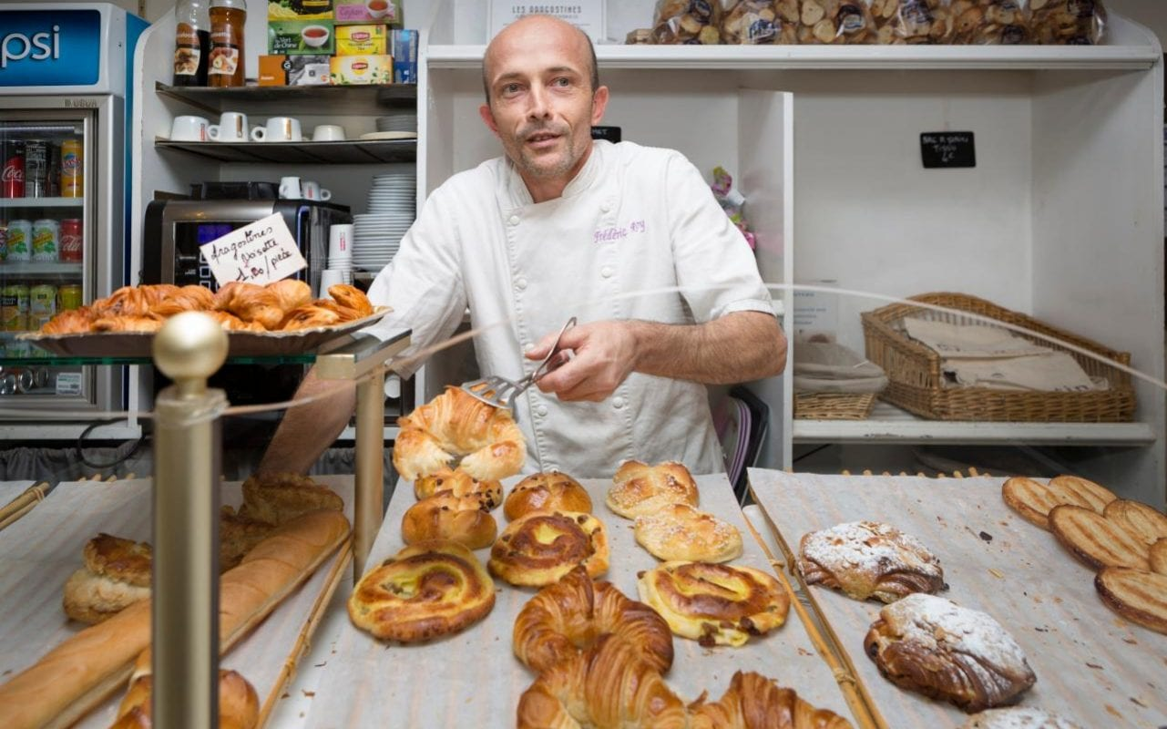 French Baker's Crusade To Save The 'genuine' Croissant