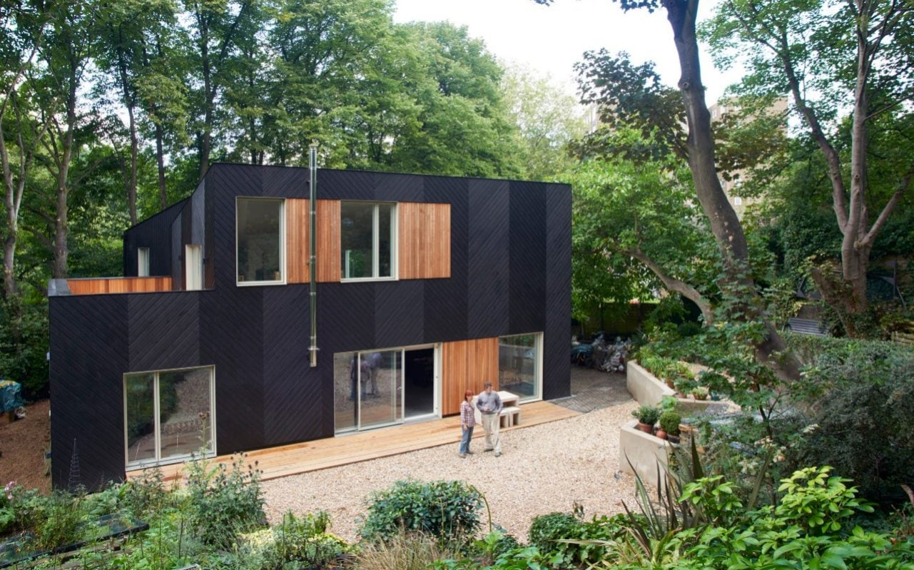 How To Build A Dream Home In Your Back Garden