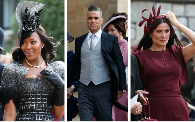 Royal Wedding Guest List: Who Did Princess Eugenie And