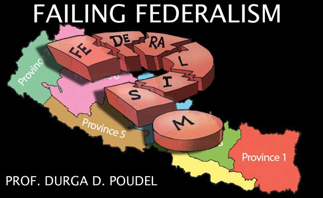 Nepal: Failing Federalism