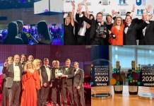 SBD Automotive accept award