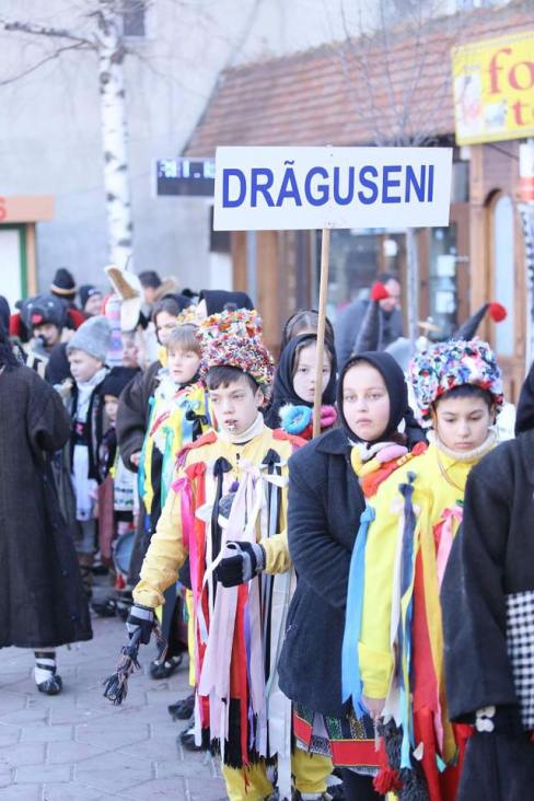 Arsene la Festivalul de datini si traditii Tg Neamt