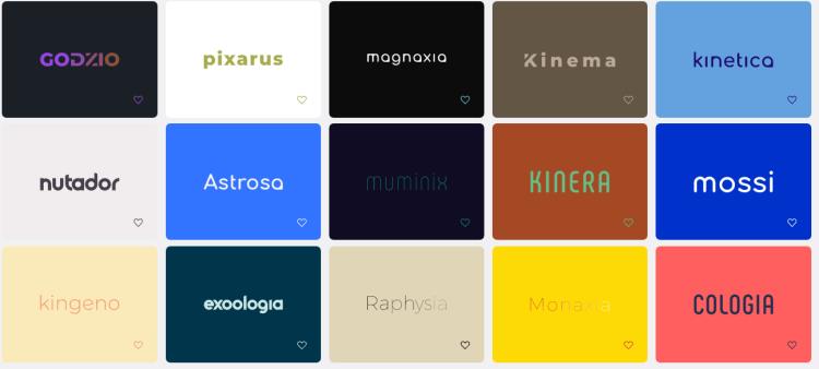 Nombres para consultorio de kinesiología