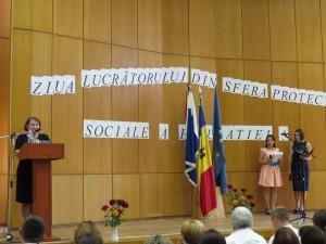 Ziua lucrătorului din sfera socială Telenești 2017