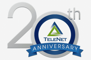 TeleNet Marketing Solutions Celebrates 20 Years in Business