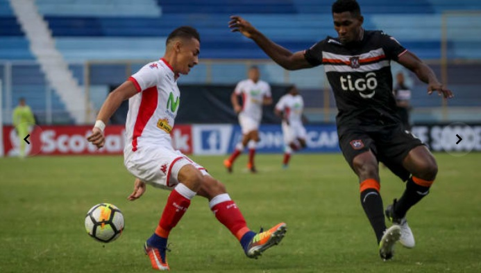C.d Águila derrota 1-0 al Real Estelí en Liga Concacaf