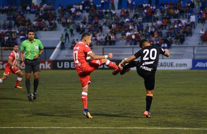Real Estelí eliminado en penaltis por CD Águila en Liga Concacaf.