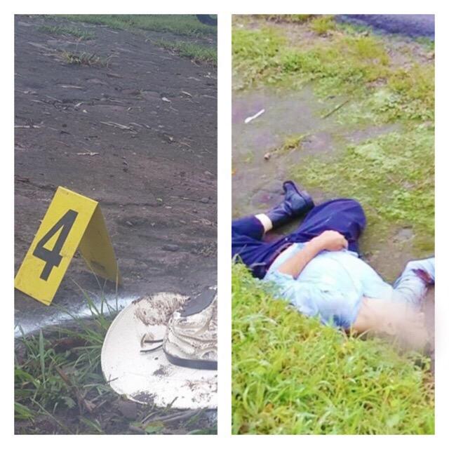 Poblador de Santa Cruz es encontrado muerto sobre una cuneta en Estelí