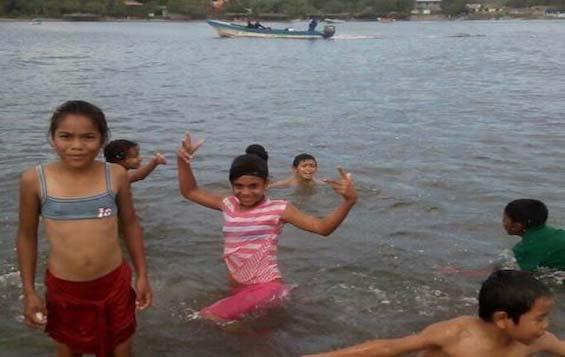 Niña de 12 años originaria de Estelí muere ahogada en Las Peñitas.