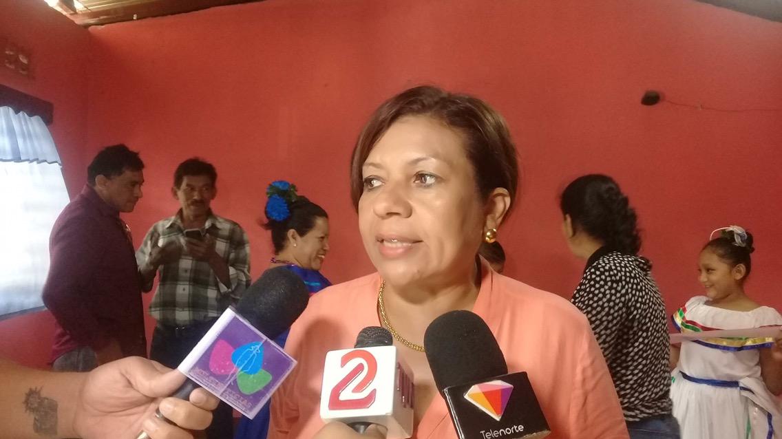 20 familias de Estelí beneficiadas con mejoramiento de viviendas.