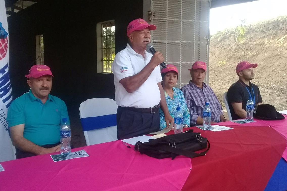 Inauguran proyecto de electrificación rural en Estelí.