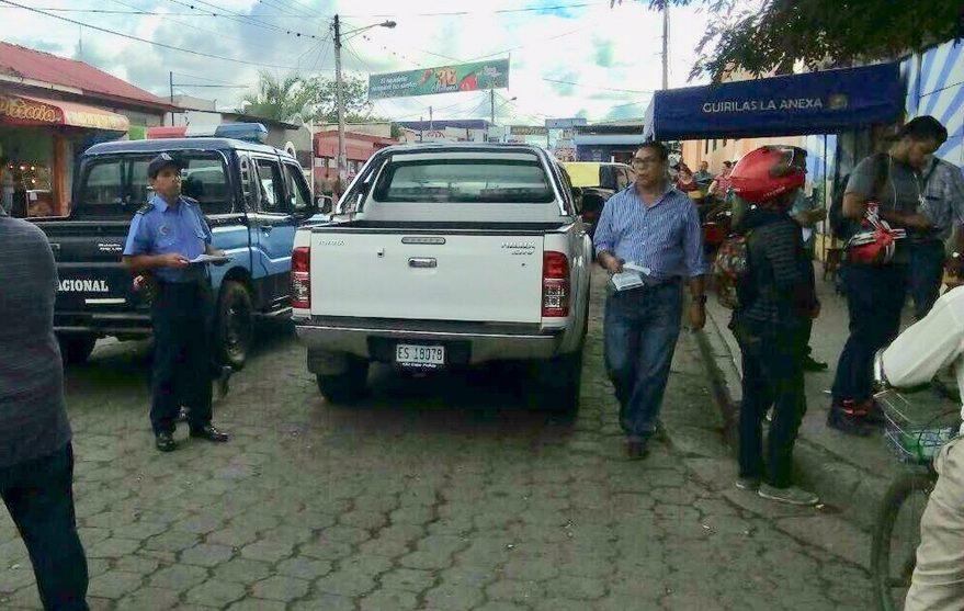 Un cambista fue víctima de robo en Estelí