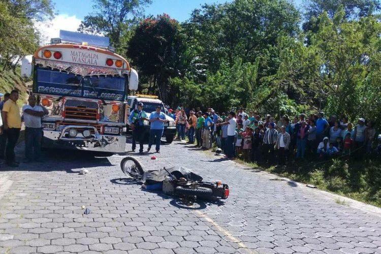 Cuatro muertos en accidentes de tránsito en Matagalpa y Jinotega