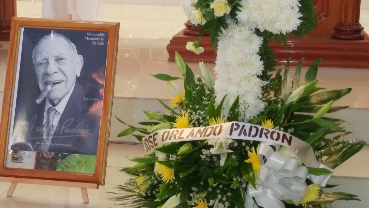 José Orlando Padrón dejó huella en la industria del tabaco en Estelí.