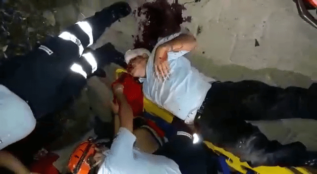 Colisión entre motocicletas deja dos lesionados en Estelí.