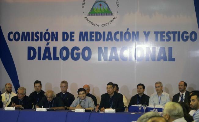 Aprueban una tregua de dos días para continuar diálogo en Nicaragua.
