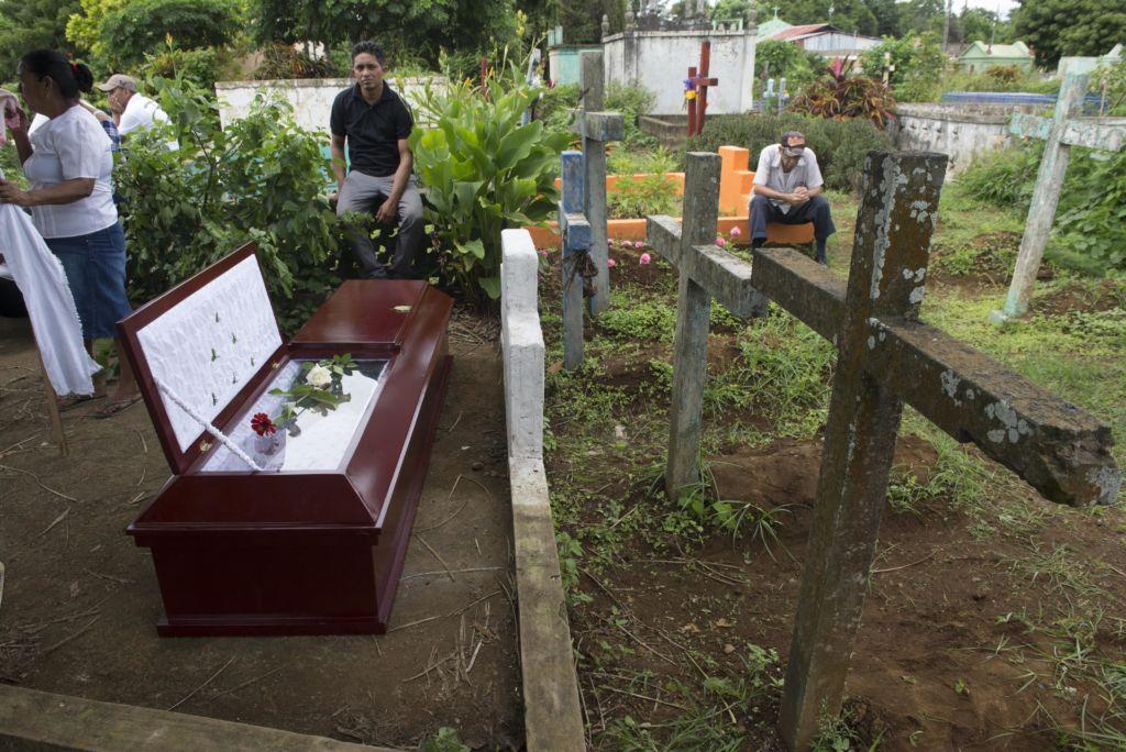CIDH eleva a 212 el número de muertos en Nicaragua.