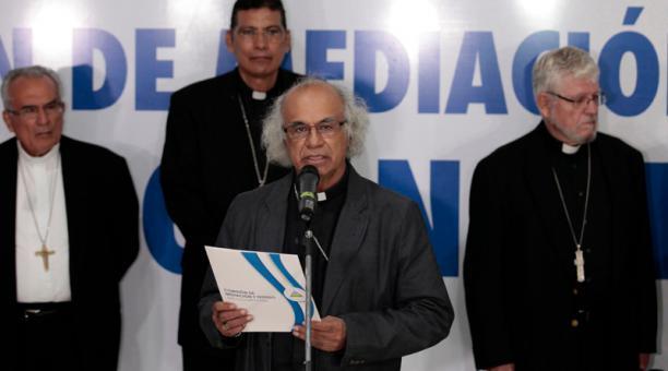 Nicaragua pendiente de respuesta de Ortega para retomar diálogo